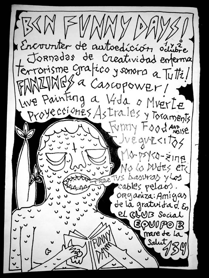 FVNNY DAYS - 1 y 2 de Octubre en Barcelona