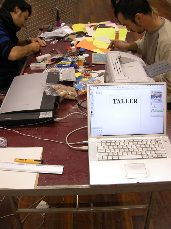 Taller DIY