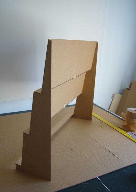 La construcción del módulo