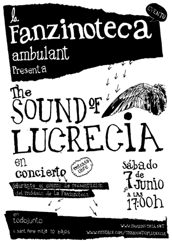 The Sound of Lucrecia en concierto