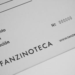 Nuevas etiquetas de la fanzinoteca producidas en L'automàtica