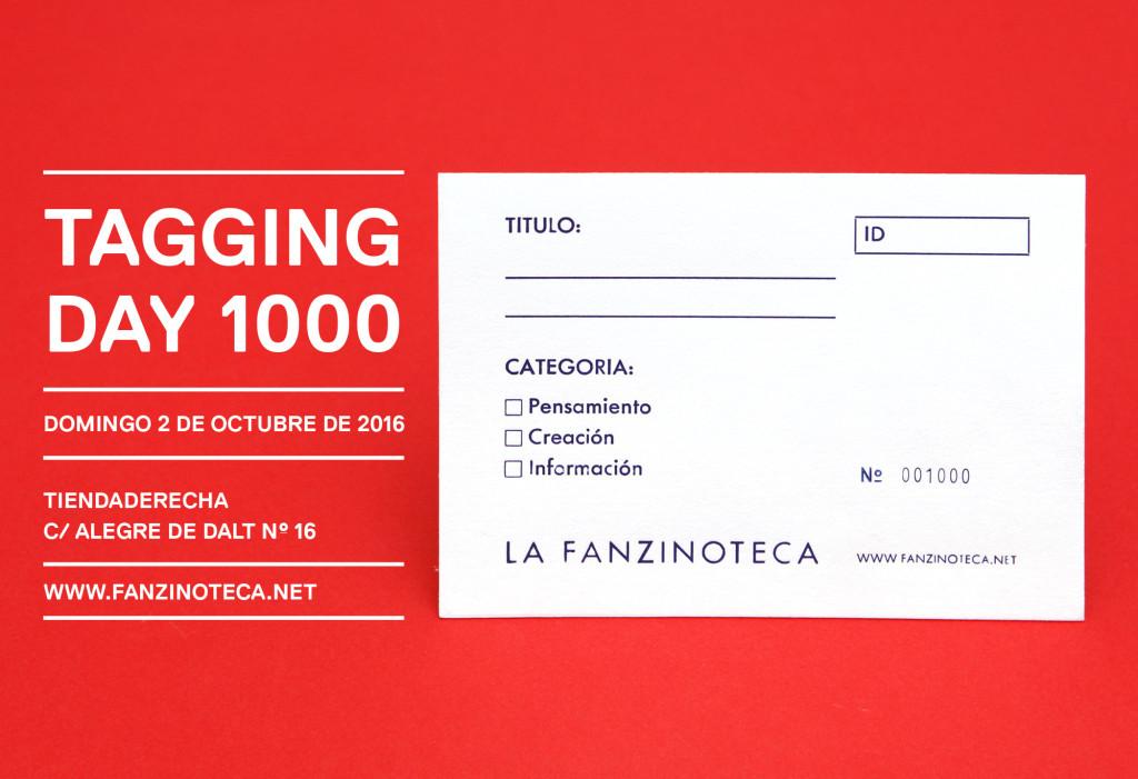 TAGGING DAY1000 EN TIENDADERECHA!